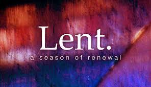 Lent WEEK 1